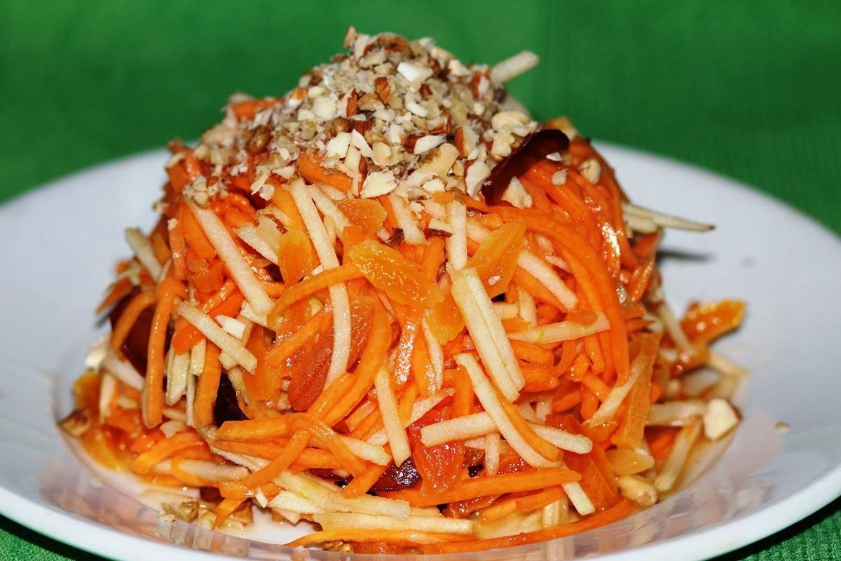 салат из тыквы фото рецепт конце концов