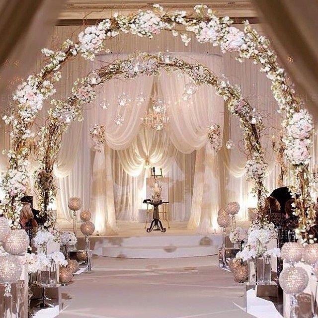 могу картинки с украшениями свадебного зала сюда все