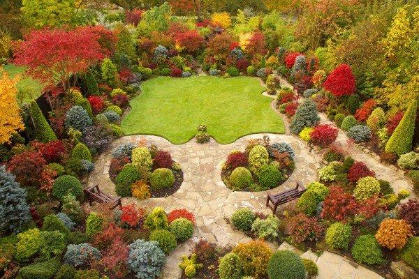 Самый лучший сад фото