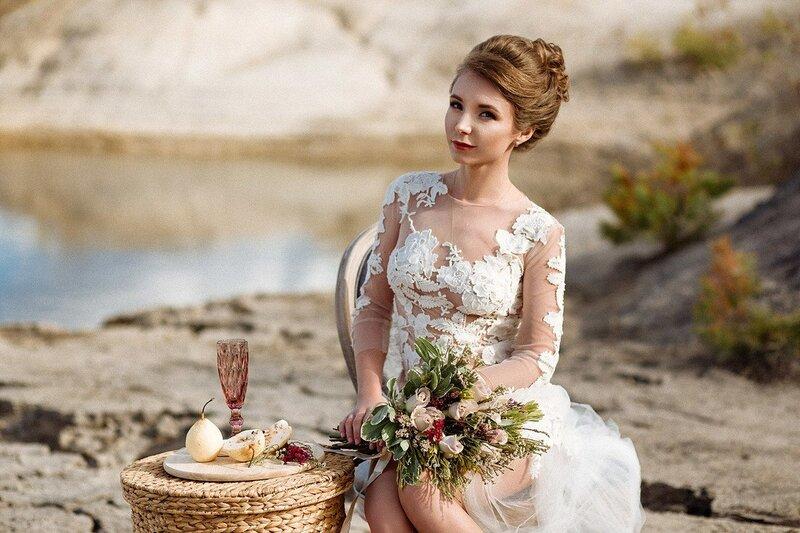 Заказ свадебного  в нашем магазине