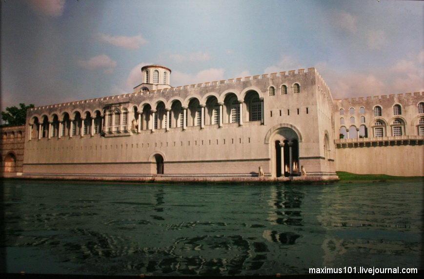 Большой дворец константинополь фото