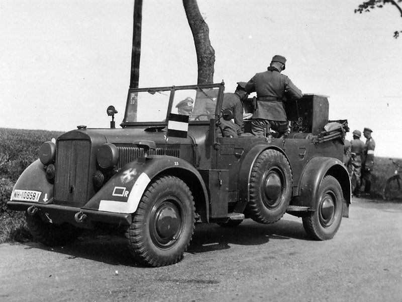 """""""Хорьх-901 Тип 40"""""""