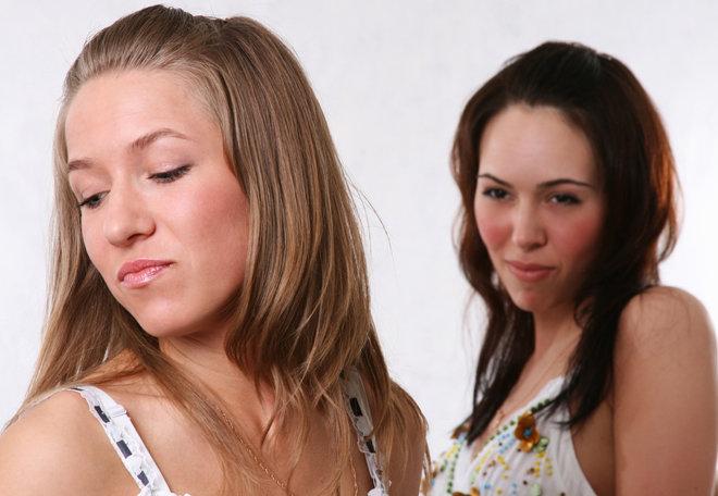 как пернстать завидовать своей более успешной подруге любимой, девушке