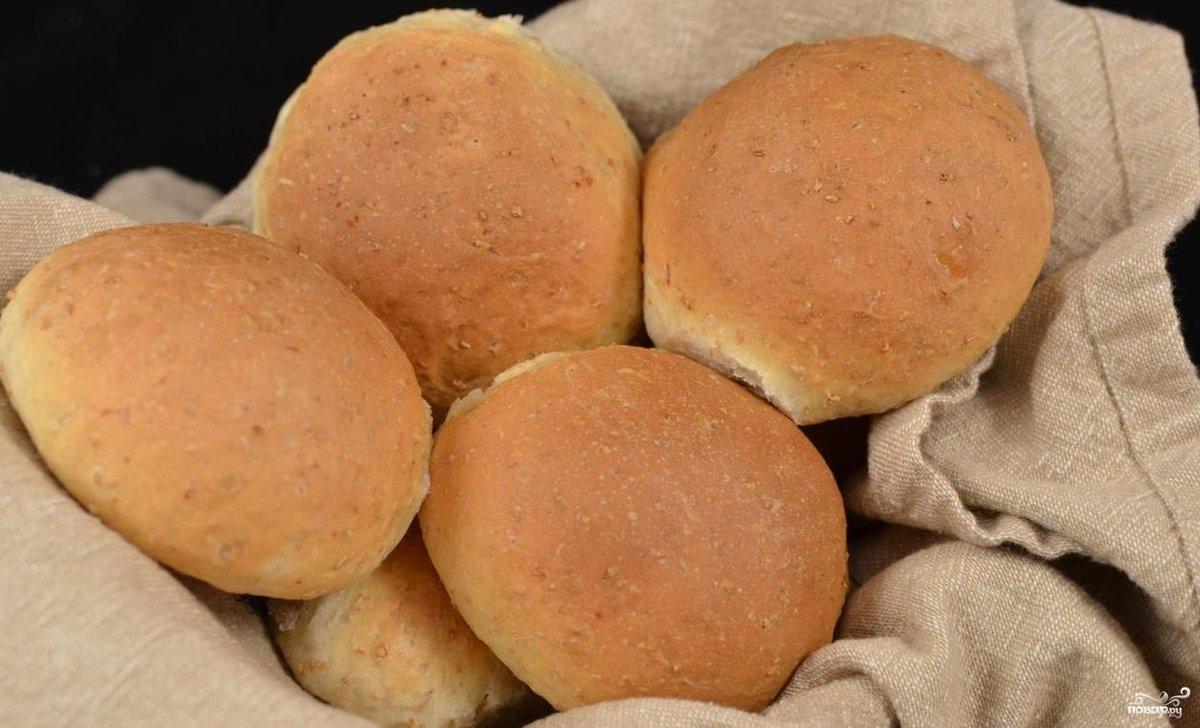 нужно обладать хлебные булочки рецепт фото поделитесь