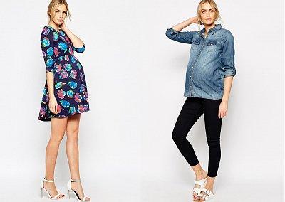 «Модная одежда для беременных» — карточка пользователя frau.babich2018 в  Яндекс.Коллекциях a82f9db0fe7