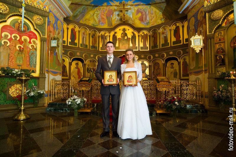 Порядок венчания в церкви