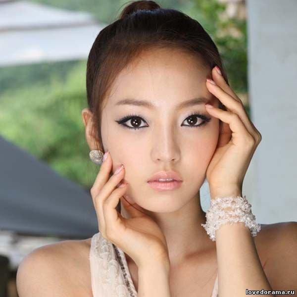 Корейсий макияж - Южная Корея.