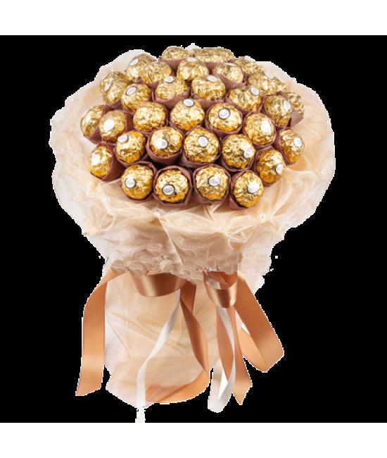 Доставка невестам букет из конфет спб