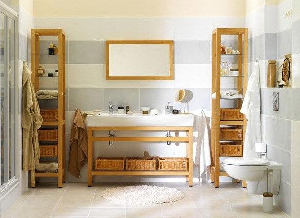 ванная комната полиуретаном