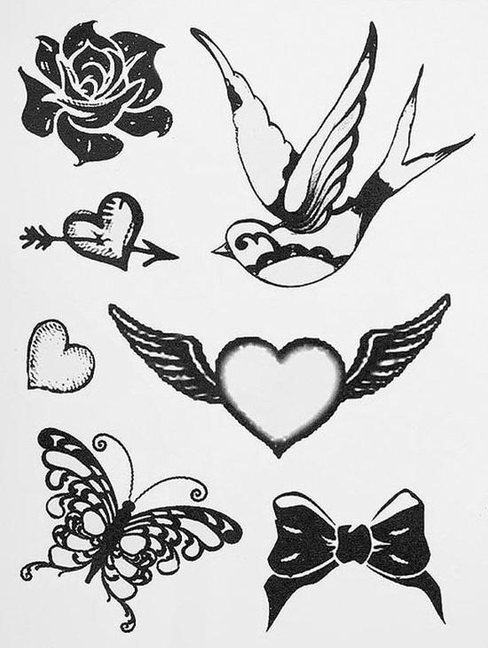 татуировки рисунки фото