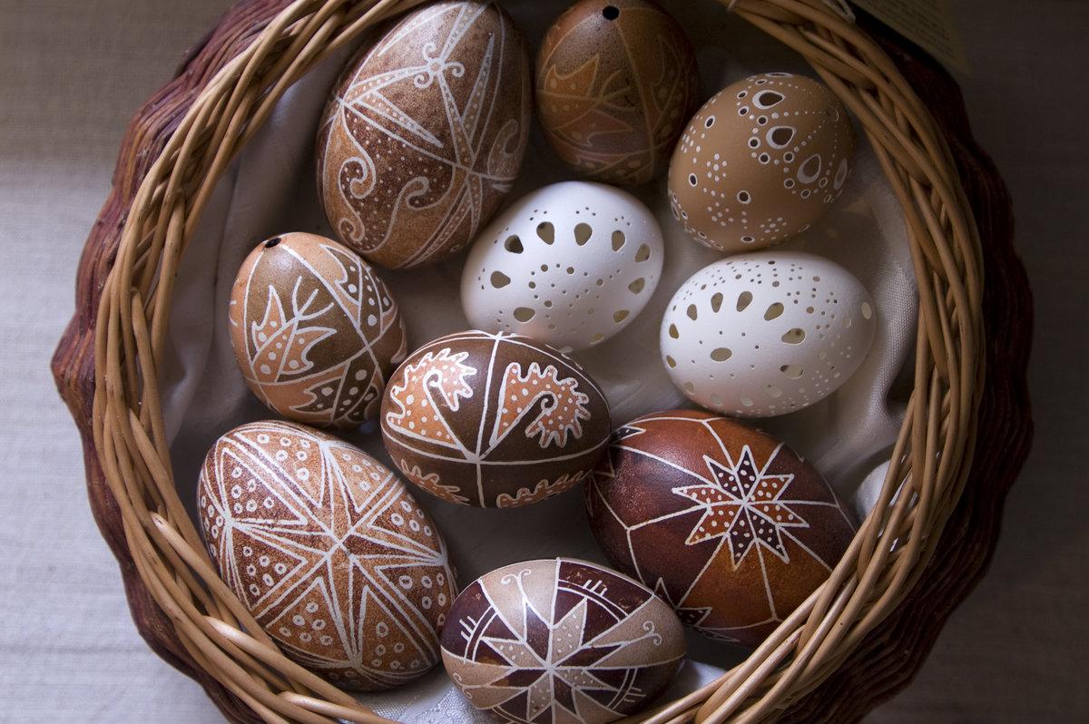 идеи пасхальных яиц своими руками фото смогли