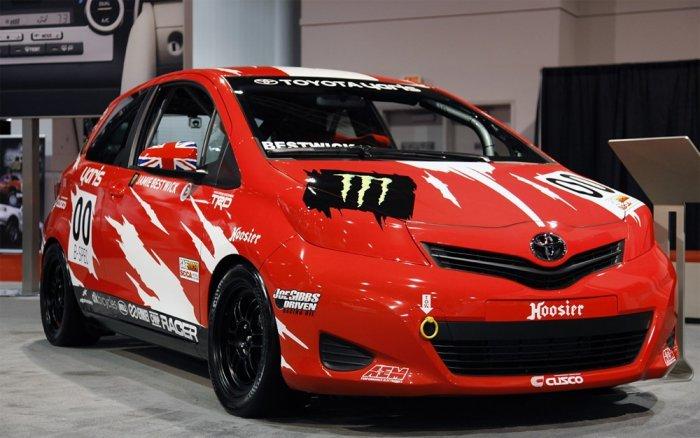 Toyota Yaris B-Spec Club Racer