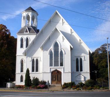 протестантская церковь америка