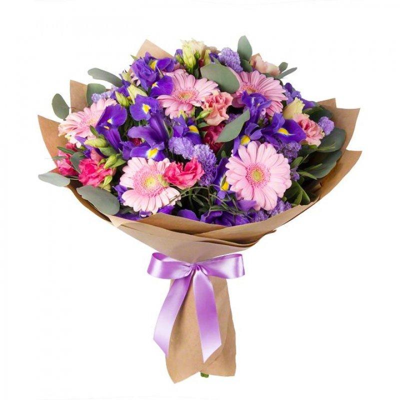 Цветы, купить цветы в подарок не дорого