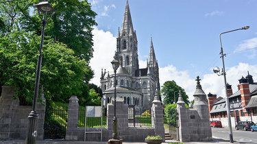 ирландия. корк.собор святого финбарра