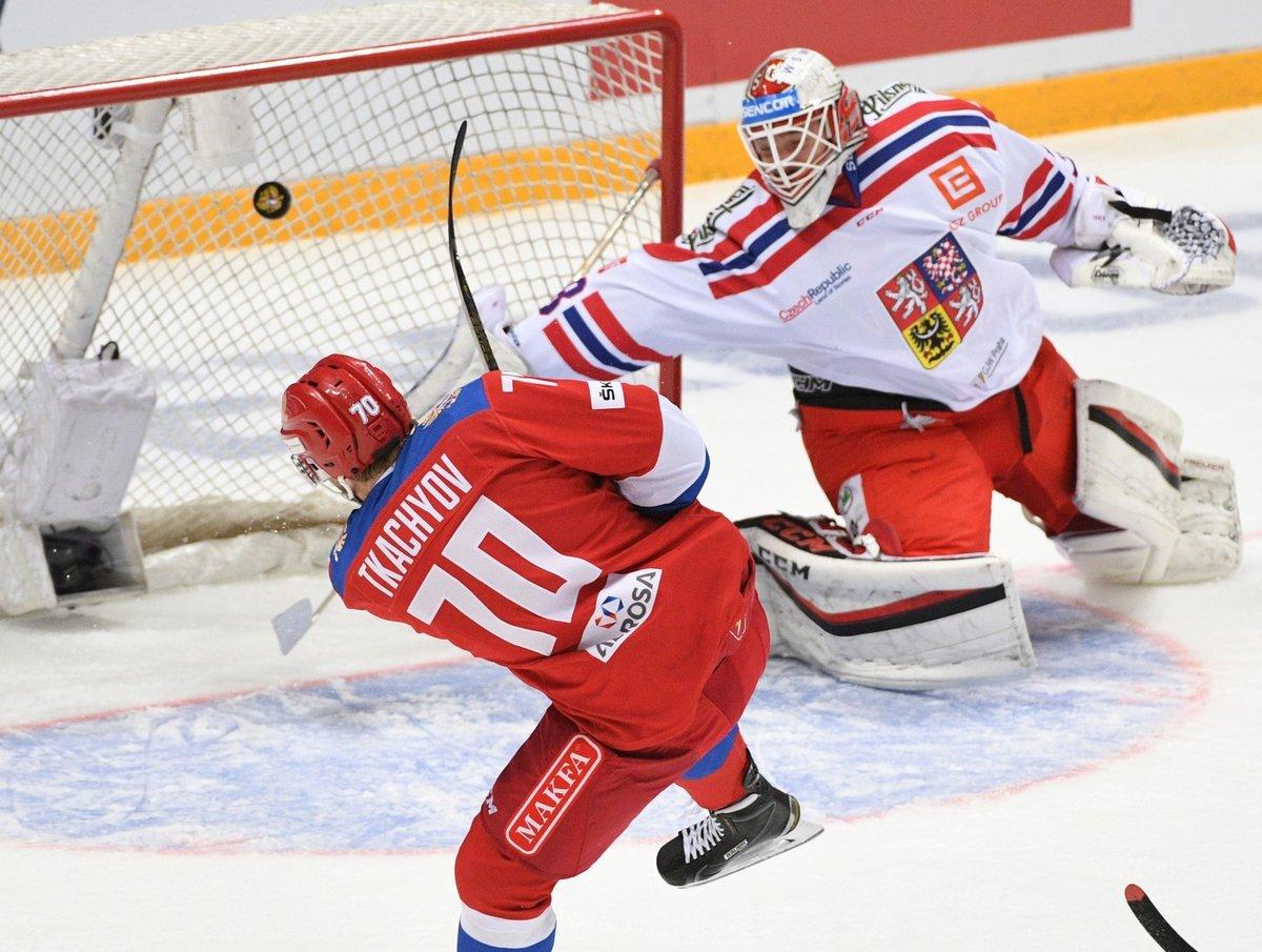Хоккей. Россия - Чехия 26.05.19 прямая трансляция