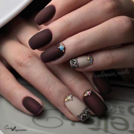 картинки ногтей шеллак дизайн