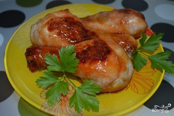 Рецепт приготовления куриных ножек фото