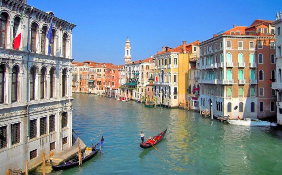 Главные достопримечательности венеции фото