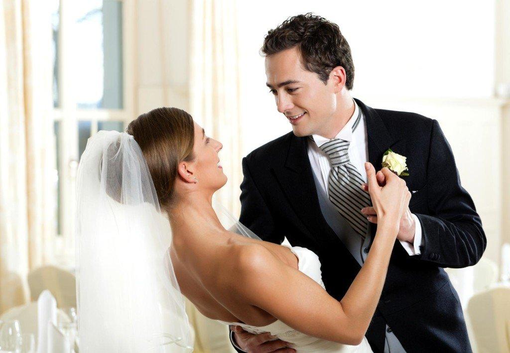 молодые пары после свадьбы