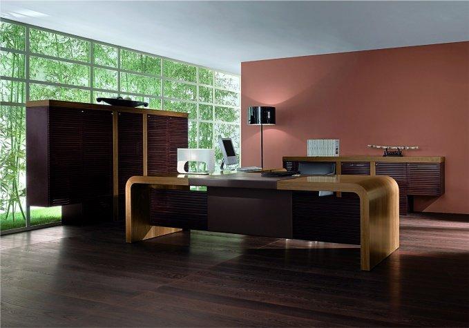 Дизайн рабочих кабинетов