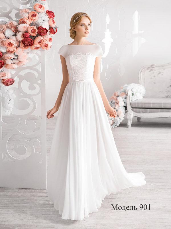 Свадебные платья с закрытыми плечами и руками
