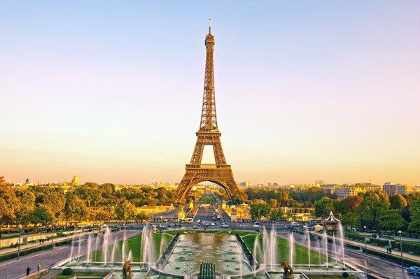 10 самых знаменитых небоскребов мира | 399x600