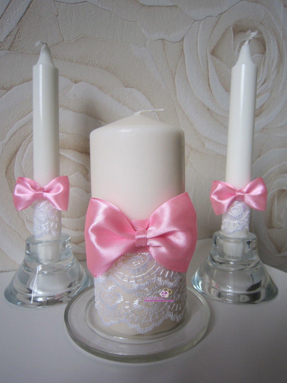 картинки свадебные свечи своими руками сети давно