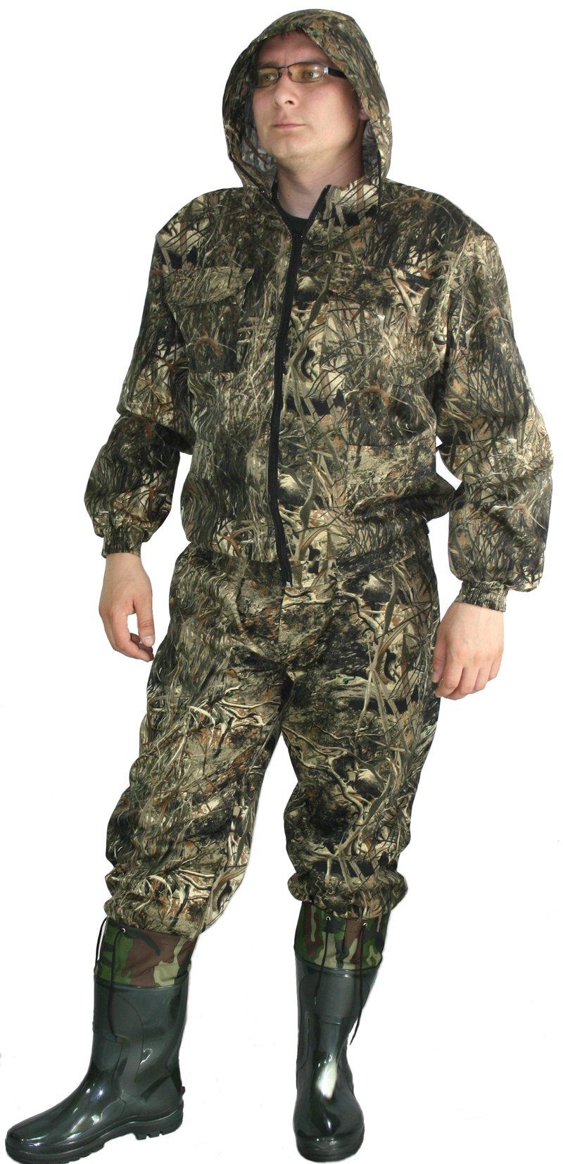 одежда для охоты и рыбалки доставка по всей россии