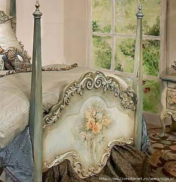 забабахали декупаж спальни картинки плитка интерьере, представленная
