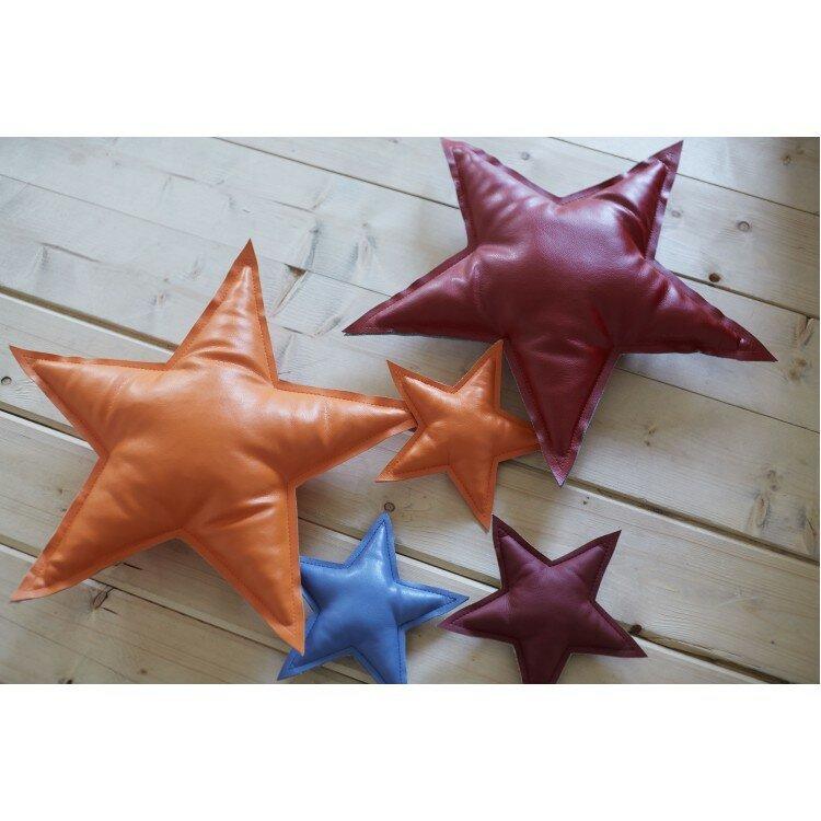 Подушки-звезды.