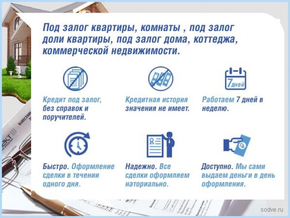 Деньги под залог квартиры без выписки отзывы о ломбарде перспектива в москве