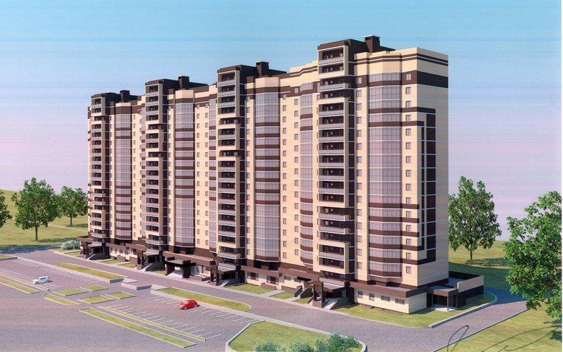 Один из самых интересных жилищных проектов, реализуемых на территории Советского района в настоящее время. Удобное месторасположение и большой выбор планировочных решений квартир от застройщика.