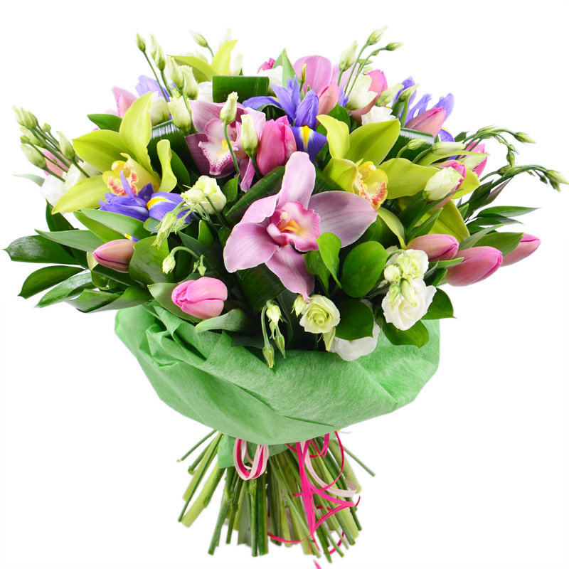 beautiful flower bouquet - 800×800