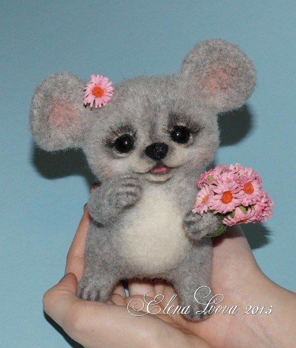 мышка Хлоя