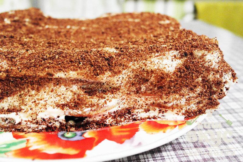 хрустящий торт фото