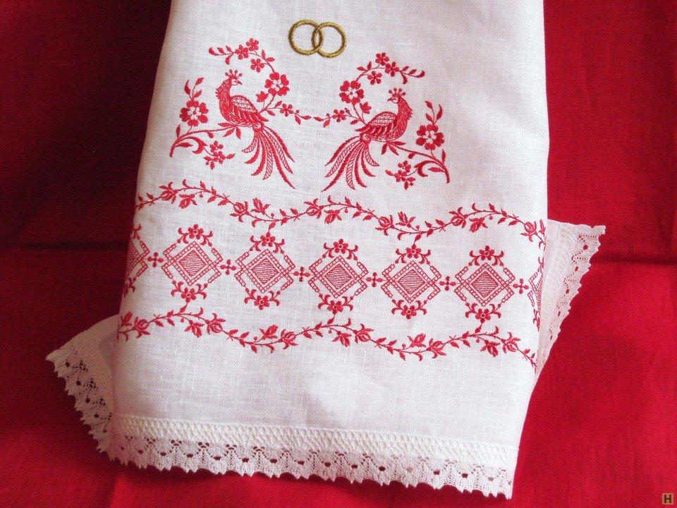 Новый, полотенца с вышивками картинки