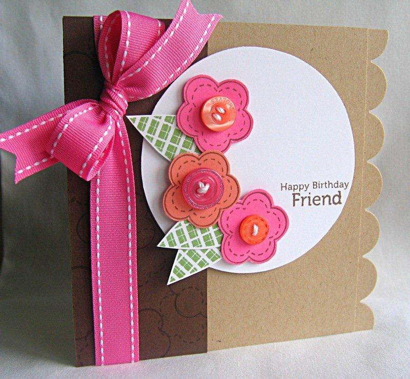Открытки поздравлением, простые открытка своими руками