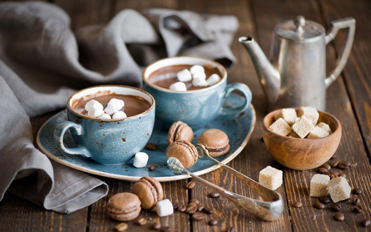 Горячий шоколад картинки красивые