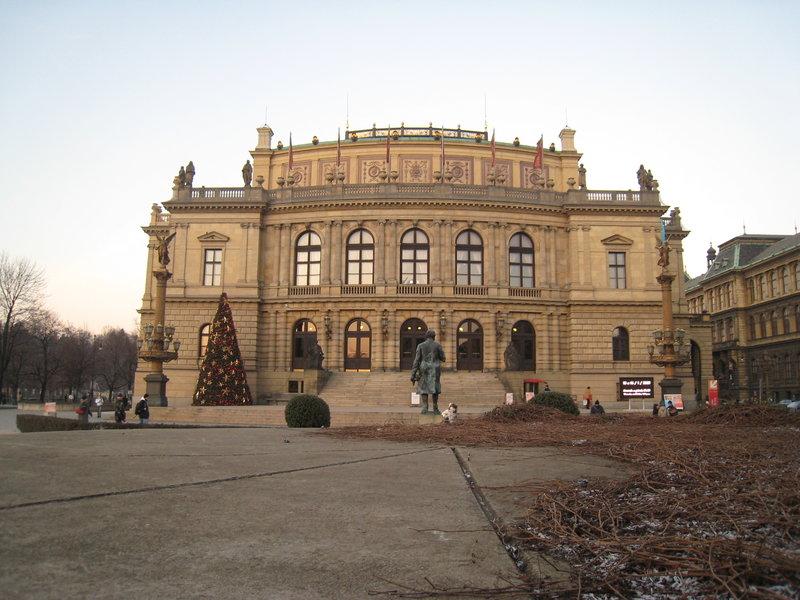 Пражский государственный оперный театр (Prague State Opera) – главный театр Чехии