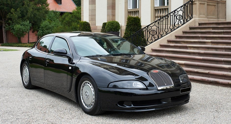 Концепт-кар недели: Bugatti EB112