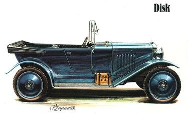 вацлав западлик рисунки автомобилей