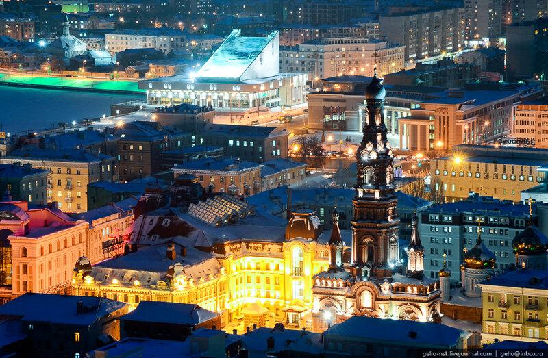Казань — столица Республики Татарстан, населением в 1,2 млн. человек. Город расположен на левом берегу реки Волги, при впадении в неё реки Казанки. В 2005 году было…