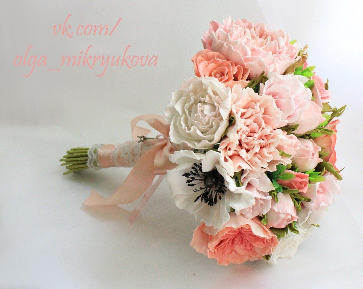 Флористика свадебные букеты своими руками