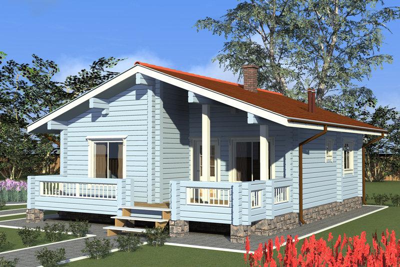 планируете одевать одноэтажные дома из клееного бруса киров обязательно одевается