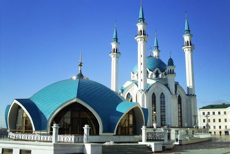 мечети Кул-Шариф