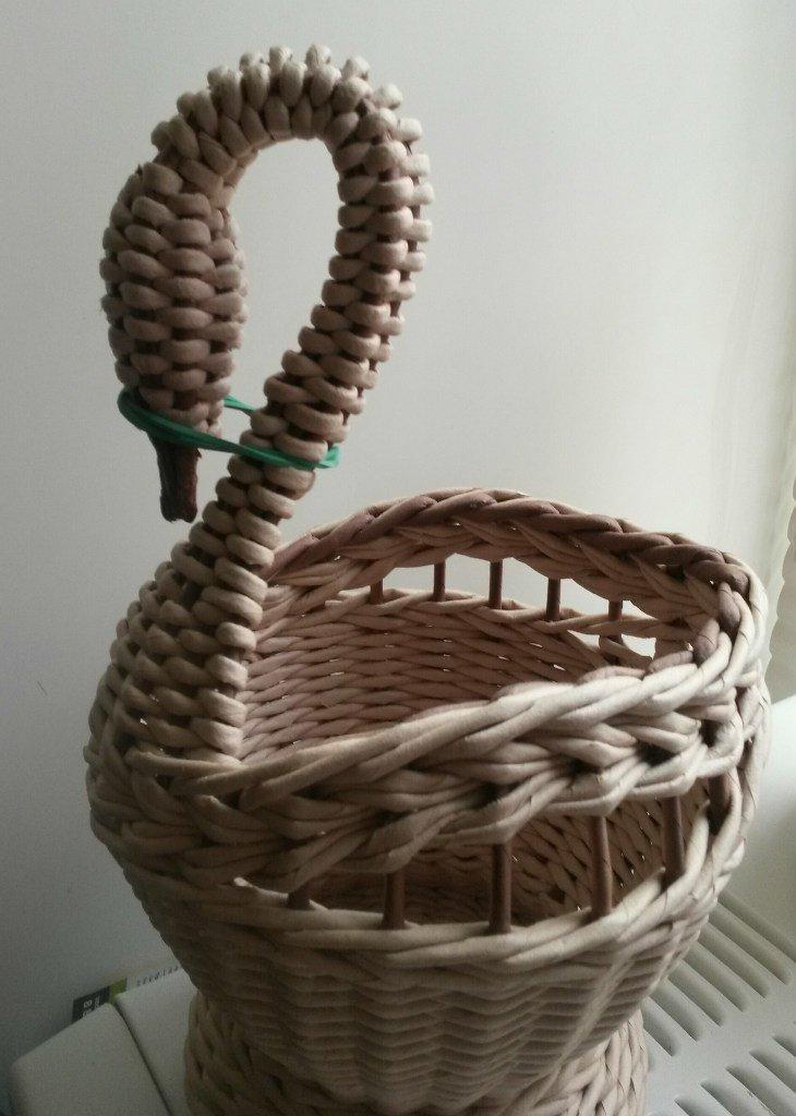 плетение газетными трубочками страна мастеров