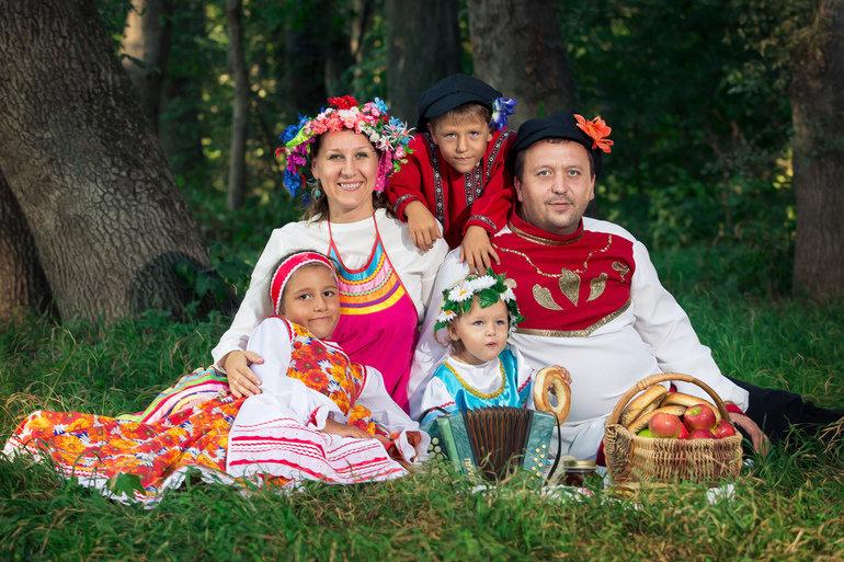 Приколы, семейные традиции старорусские картинки