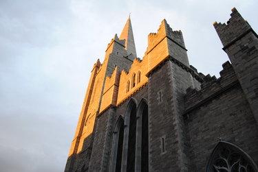 дублинский собор святого кэнайка