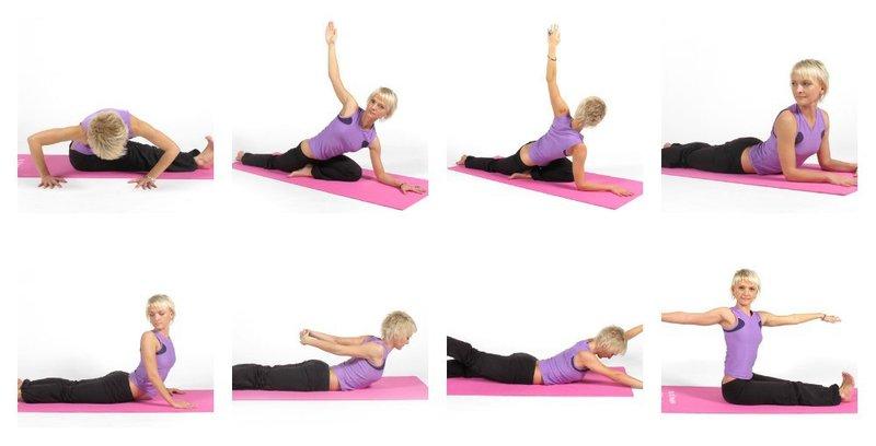Йога для позвоночника: йога против остеохондроза.Остеохондроз - это окостен...